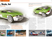 AutoDesign & Styling 29 - Škoda Vision WRC concept